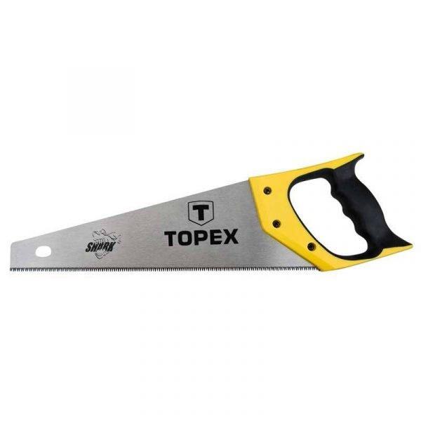 Ručna pila za drvo Shark 400-560 mm TOPEX 10A44010A453