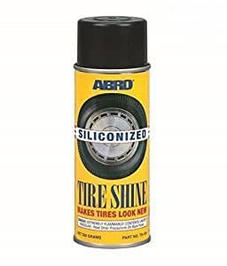 Silikonski sprej za gume 300 g ABRO