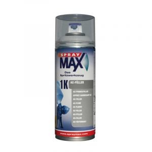 Sprej AC filer 1k sivi 400 ml SPRAYMAX