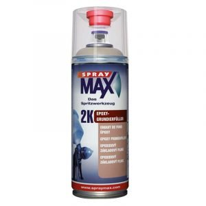 Sprej epoxy filer sivi 400 ml SPRAYMAX