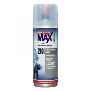 Sprej filer sivi 2k 400 ml SPRAYMAX