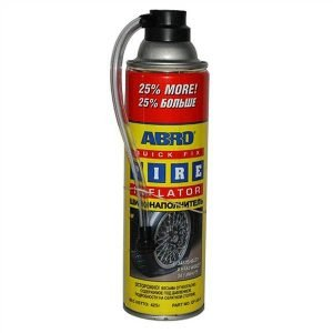 Sprej za brzo pumpanje guma 425 g ABRO
