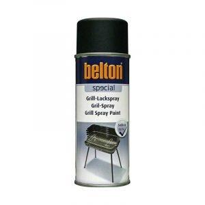 Sprej za roštilj crni mat BELTON