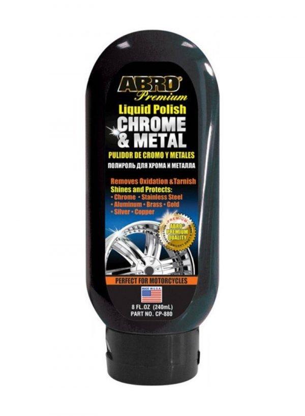 Sredstvo za poliranje metala i chroma ABRO