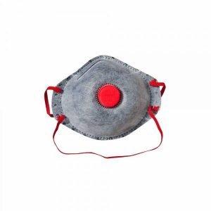 Zaštitna maska s ventilom i akt. ugljenom COLAD (1)