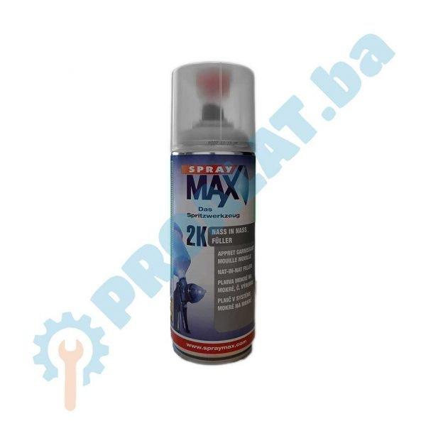 Filer mokro na mokro 2K 400 ml SPRAYMAX