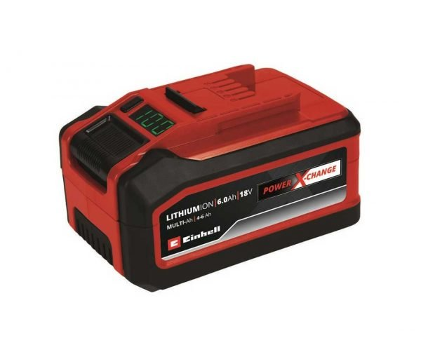 Einhell baterija Power X-Change PLUS 18 V 4-6 Ah Multi-Ah