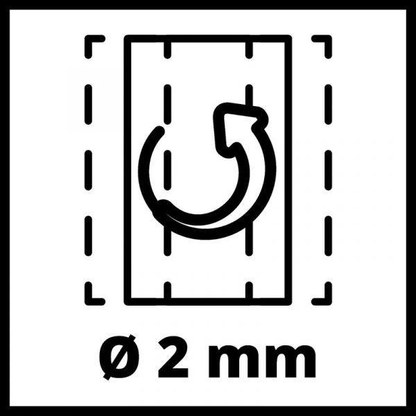 EINHELL aku vibracijska oscilirajuća brusilica Power X-Change TC-OS 18187 Li Solo_7