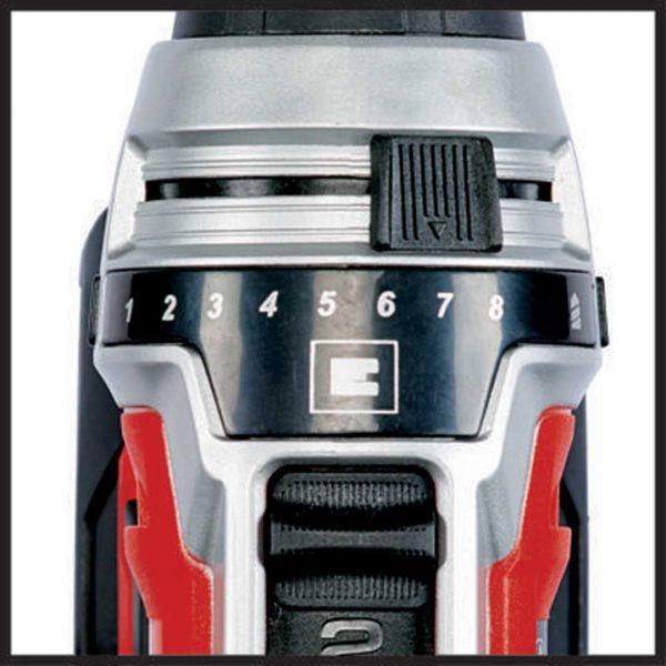 EINHELL aku bušilica odvijač Power X-Change TE-CD 18 Li E – Solo