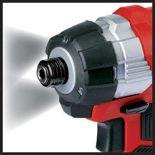EINHELL aku udarni odvijač Power X-Change BRUSHLESS TE-CI 18 Li BL- Solo