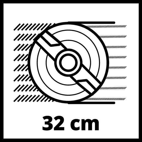 EINHELL Akumulatorska kosilica Power X-Change GE-CM 1832 Li-Solo_3