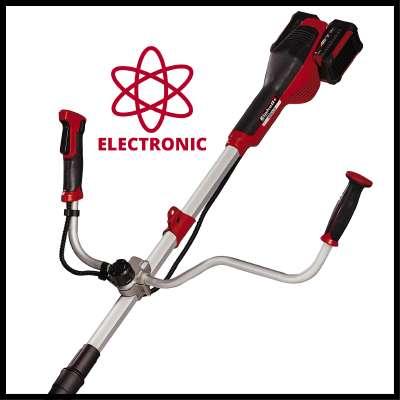 EINHELL Akumulatorski trimer za travu Power X-Change BRUSHLESS AGILLO - Solo_1