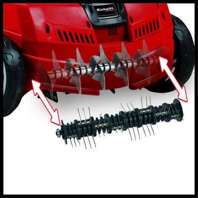 EINHELL Električni prozračivač trave GC-SA 1231-1_3