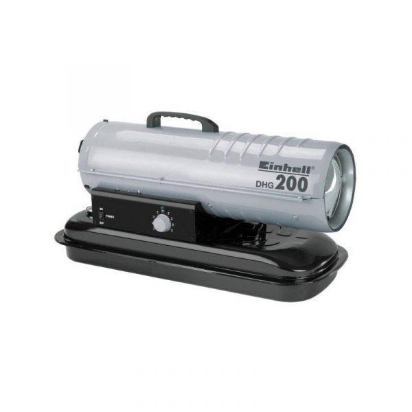 EINHELL Dizel zračni top za grijanje DHG 200