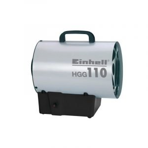 EINHELL Plinski grijač HGG 110-1 Niro EX sa crijevom