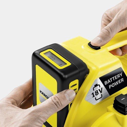 KARCHER Aku usisivač WD 1 Compact Battery Set_1