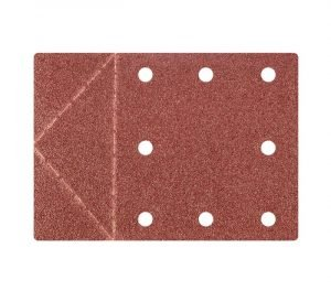 Brusni papir 160 x 115 mm K60-K100 3 kom GRAPHITE 55H814-55H818