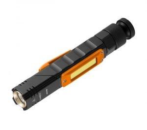 Džepna punjiva LED svjetiljka 2u1 300 Lm NEO 99-034