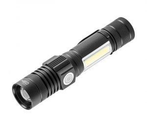 Džepna punjiva LED svjetiljka 2u1 800 Lm NEO 99-033