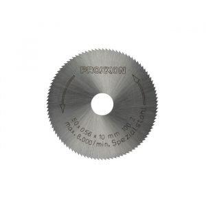 HSS list za cirkular 50 x 10 mm 28020 PROXXON