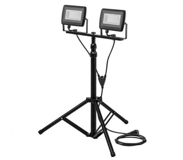 LED Reflektor s tripod stalkom 2 X 50 W 9000 Lm NEO 99-062_2
