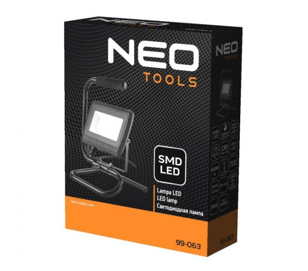 LED reflektor s nosačem 50 W 4500 Lm NEO 99-063_1