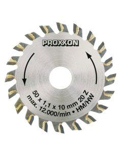 List za cirkular 50 x 1.1 x 10 mm 28017 PROXXON