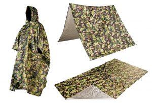 Maskirno odijelo za kišu 3u1 NEO 63-132