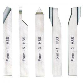 Petodijelni set tokarskih noževa za PD 400 24550 PROXXON
