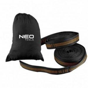 Trake za viseću mrežu 2,5 m 200 kg NEO 63-141
