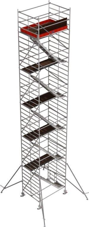 Krause pokretna skela sa stepenicama model 5500 STABILO