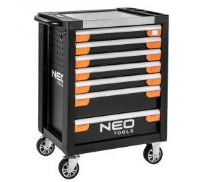 Kolica za alat 7 ladica NEO 84-220