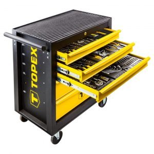 Kolica za alat sa 105 alata TOPEX 79R502