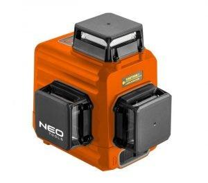 Nivelir laser 3D 15 M crveni NEO 75-104