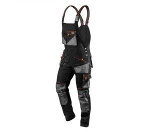 Radne hlače s naramenicama HD Slim S-XXXL NEO 81-248